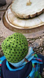 La Alhambra con niños