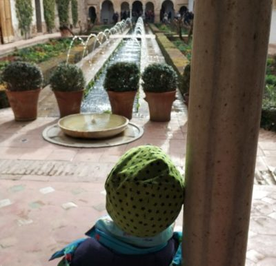 Fomentar el autocontrol a través de los sentidos: un paseo por la Alhambra