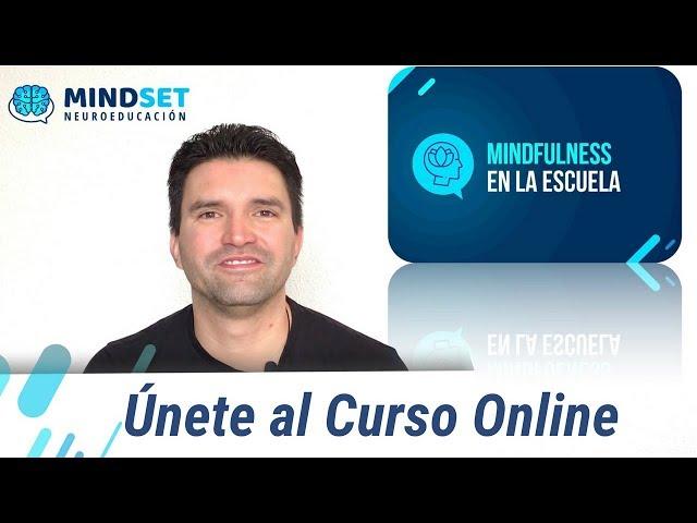 Curso online MINDFULNESS EN LA ESCUELA