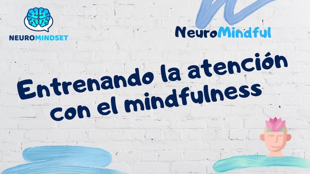 🔴 Entrenando la atención con el mindfulness