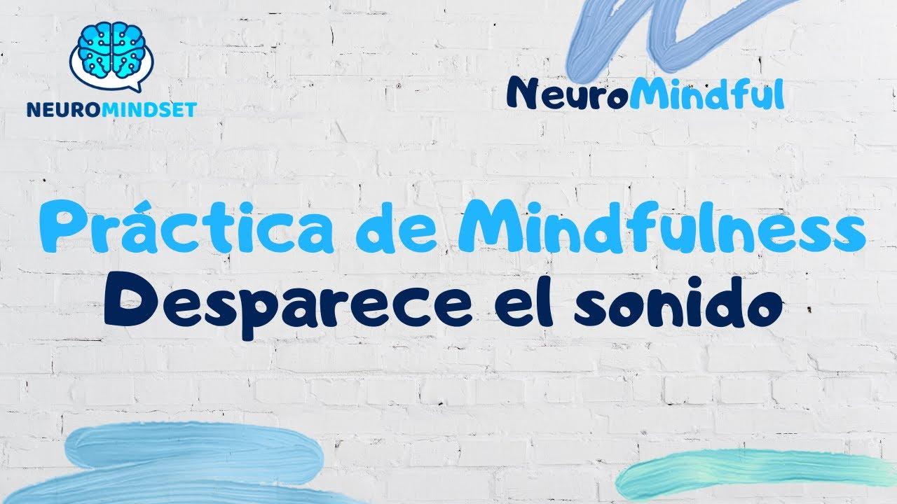 [Práctica] Mindfulness en el sonido que desaparece